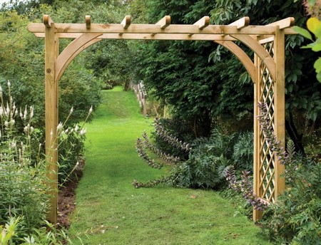 Arches and Pergolas Best Way to Decorate Your Garden with Arches and Pergolas
