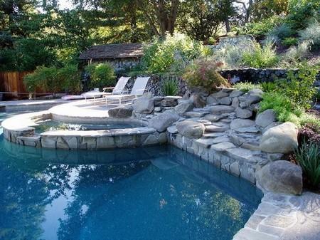 Formal Pool Garden 1 Best Way to Build a Formal Pool Garden