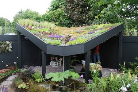 Formal Roof Garden 1 Best Way to Build a Formal Roof Garden & Best Way to Build a Formal Roof Garden