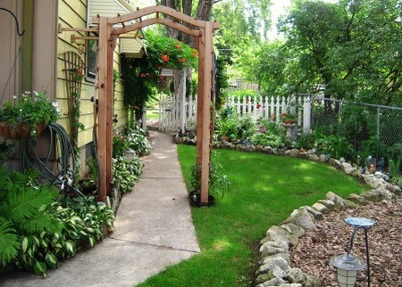 Garden Gates And Fences Fence Designs and Ideas