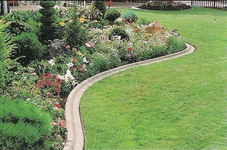 New Edging Best Way to Improve Your Garden with New Edging