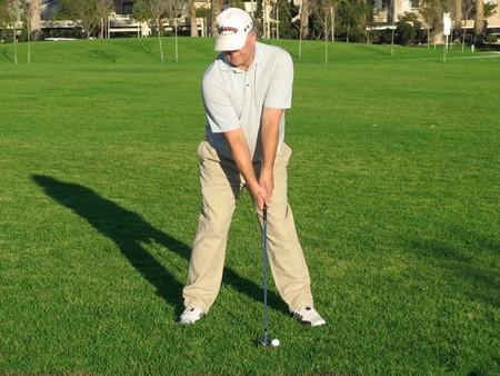 Correct Address Position Golf Swing 1 Best Way to Find the Correct Address Position in the Golf Swing