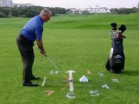 Correct Address Position Golf Swing Best Way to Find the Correct Address Position in the Golf Swing