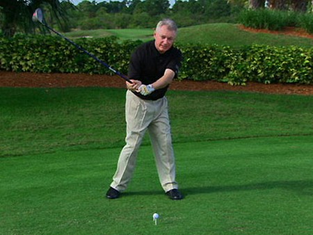 Full Golf Swing 1 Best Way to Do Full Golf Swing with Long Irons