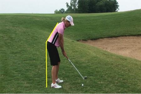 how to hit a cut golf shot