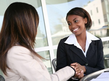 Job Interview 1 Best Way to Get Off on the Right Foot in a Job Interview