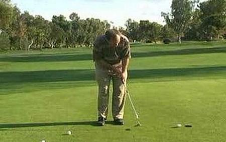 Putt Golf Swing 1 Best Way to Practice Short Putt Golf Swing