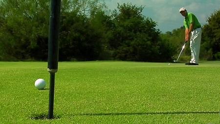 Putt Golf Swing Best Way to Practice Short Putt Golf Swing
