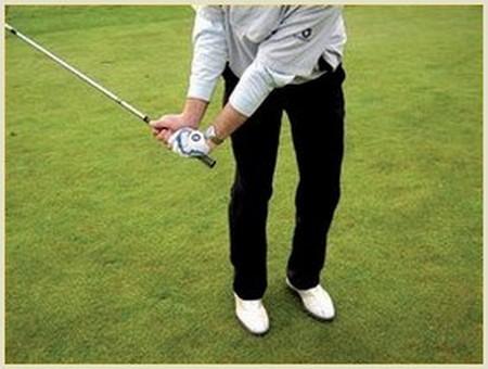 Shorten the Pitch in Golf Best Way to Shorten the Pitch in Golf