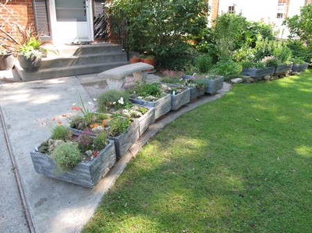 Use Troughs 1 Best Way to Use Troughs in Your Garden