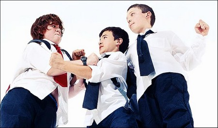 Violent Behaviour from Pupils 1 Best Way to Deal with Violent Behaviour from Pupils