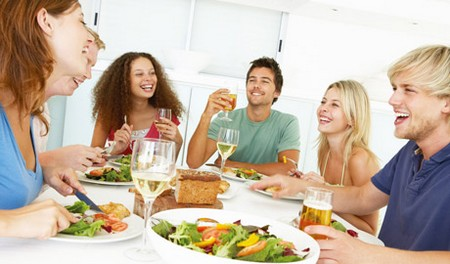 Dining Disasters Best Way to Recover from Dining Disasters