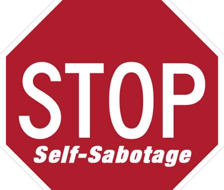 Self Sabotaging 1 Best Way to Stop Self Sabotaging Yourself