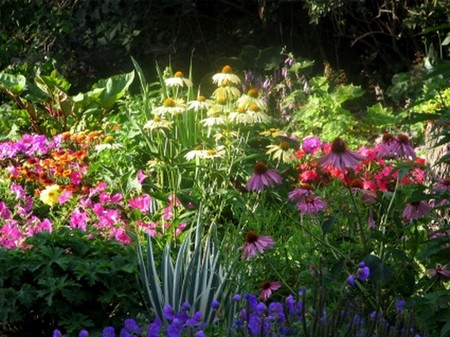 Design Flower Garden Best Way to Design a Flower Garden